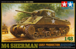 1:48 M4 Sherman (Early Production)