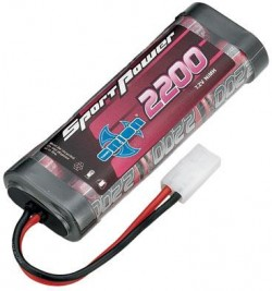 ORION NiMH Sport Power 2200 mAh  7,2V