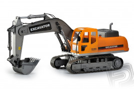 Excavator/Lyžicový bager RC set 27MHz