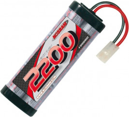 Sport pack 2200 mAh 7,2 V NiMH StickPack