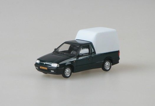Náhľad produktu - 1:43 Škoda Felicia Pick-up DARK GREEN