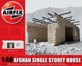 1:48 Afghan Single Storey House