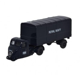 1:76 Scammell Scarab Van Traile Royal Navy