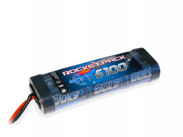 Team Orion NiMH Rocket Pack 7,2V 5100mAh, Tamiya