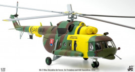 1:72 Mil Mi-17 Hip, Slovak Air Force, 1st Training and SAR Sqn.