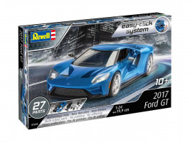 1:24 Ford GT 2017 (Easy-Click System)