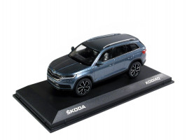 1:43 Škoda Kodiaq (Metal Grey)