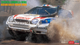 1:24 Toyota Corolla WRC, Safari Rally Kenya 1998 (Limited Edition)