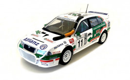 1:18 Škoda Octavia WRC EVO II, No. 11, Rally Safari 2001