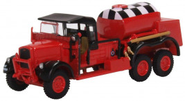 1:76 Ford WOT 1 Crash Tender Raf Catterick (Red)