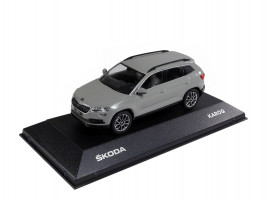 1:43 Škoda Karoq (Steel Grey)