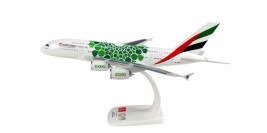 1:250 Airbus A380, Emirates, Expo 2020 Colors (Snap Fit)