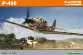 1:48 Bell P-400 Airacobra (ProfiPACK edition)