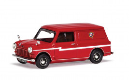 1:43 Morris Mini Van, The Red Arrows