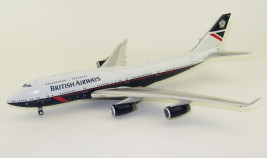 1:200 Boeing 747-436, British Airways, Landor (1984-1997) Retro