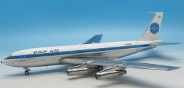1:200 Boeing 720-023B, Pan American World Airways, 1970s Colors