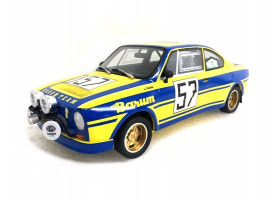 1:18 Škoda 130 RS, No.57, Barum Rally Šumava 1978