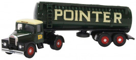1:76 Scammell Highwayman Tanker Pointer
