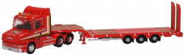 1:148 Scania T Cab Semi Low Loader Sandy Kydd