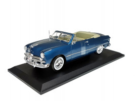 1:18 Ford Convertible Top Up, 1949 (modrý)