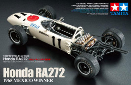 1:20 Honda RA272, 1965 Mexico Winner