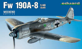1:48 Focke-Wulf Fw-190A-8 (WEEKEND edition)