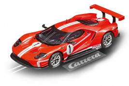 1:32 Carrera Evolution – Ford GT Race Car, Time Twist, No.1