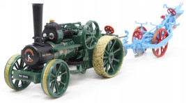 1:76 Fowler BB1 Ploughing Engine15334 Lady Caroline And Plough