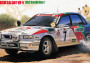 1:24 Mitsubishi Galant VR-4, 1992 Safari Rally (Limited Edition)