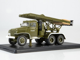 1:43 GMC CCKW 352 w/ Rocket Launcher BM-13