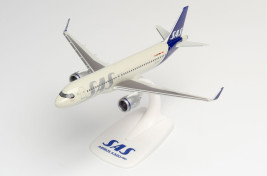 1:200 Airbus A320-251N, SAS Scandinavian Airlines, 2019s Colors (Snap-Fit)