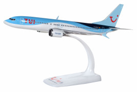 1:200 Boeing 737 MAX 8, TUIfly, 2010s Colors (Snap-Fit)