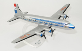 1:125 Douglas DC-4-1009 Skymaster, KLM Royal Dutch Airlines (Snap-Fit)