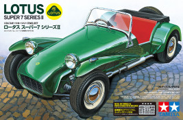 1:24 Lotus Super 7 Series II
