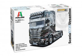 1:24 Scania R 730 Streamline 4x2 Show Trucks
