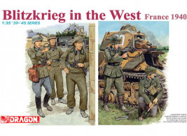 1:35 Blietzkrieg in the West, France, 1940