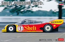1:24 Shell Porsche 962C (Limited Edition)